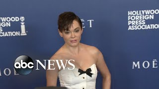 Rose McGowan makes new accusations against Weinstein