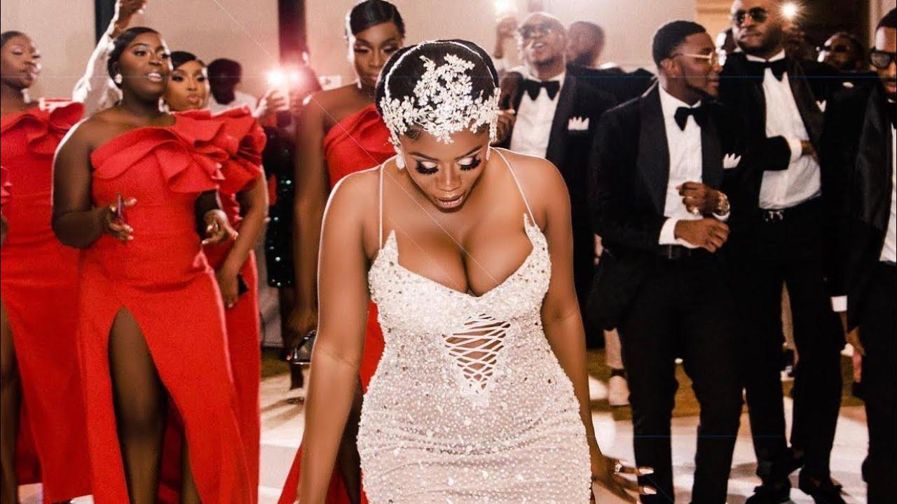 Download Mr & Mrs Appiah's Lavish Wedding 2021