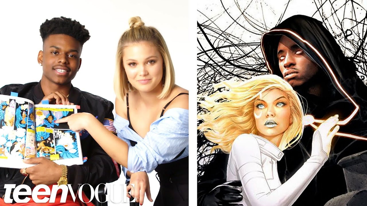 Download Marvel's Cloak and Dagger Stars Explain How the Show Compares to the Comics   Teen Vogue