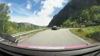 Day 4 Valle Norway-Jorpeland Norway 17th June 2014