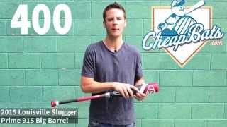 2015 louisville slugger prime 915 senior league baseball bat slp915