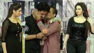Shalwar De De - Qaiser Piya | Nigar Chaudhary - New Comedy Stage Drama Clip 2019 - पंजाबी कॉमेडी