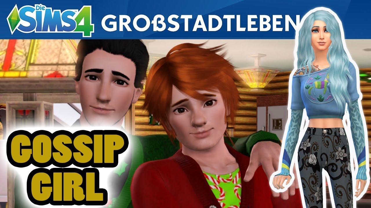 Die Sims 4 Großstadtleben // EIN NACKTER IRE // Gossip
