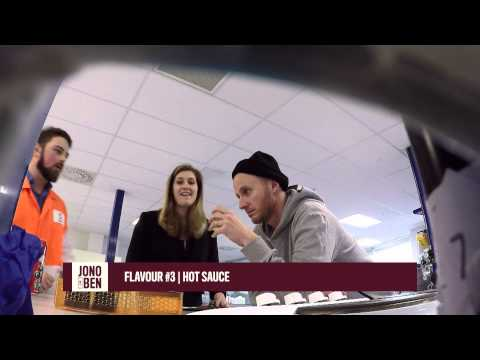The V taste test prank with vinegar, soap and hot sauce | Jono and Ben