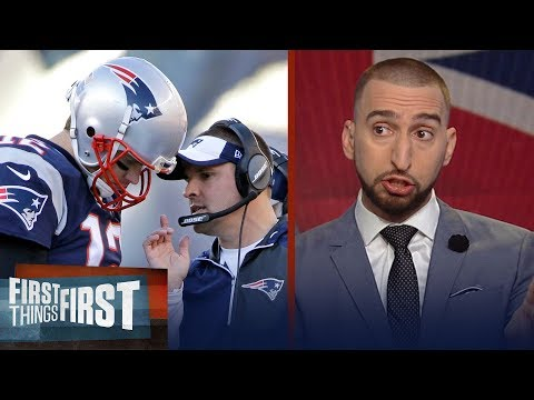 Nick Wright on Josh McDaniels spurning Colts' job, Malcolm Butler's benching | FIRST THINGS FIRST