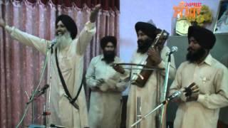 Dhadi Jatha Ajab Singh Ankhi - Gabru Punjab De Version 3 - Pind Rajpur Bhayian
