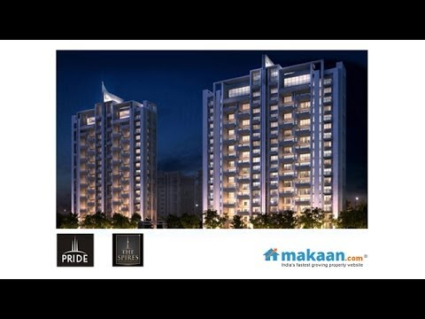 The Spires, Aundh, Pune, residential apartments & penthouses