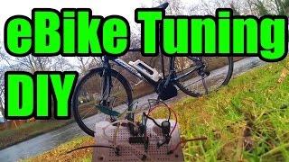Das tödliche E-Bike Tuning Projekt