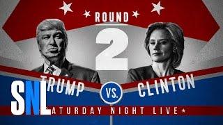 Trump vs. Clinton: Round 2 - SNL