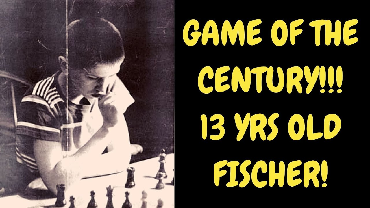 Download GAME OF THE CENTURY! NAKAKAMANGHANG 13 TAON GULANG NA BOBBY FISCHER!  Chess Classic Notable Game!