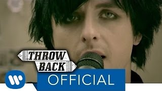 Green Day 21 Guns Official Video L Throwback Thursday