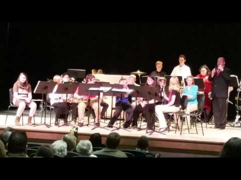 East hardy early middle school band 2015