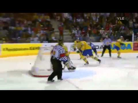 Finland  - Sweden 6-1 Ice hockey WC 2011 / Suomi - Ruotsi 6-1 MM - Finaali 2011