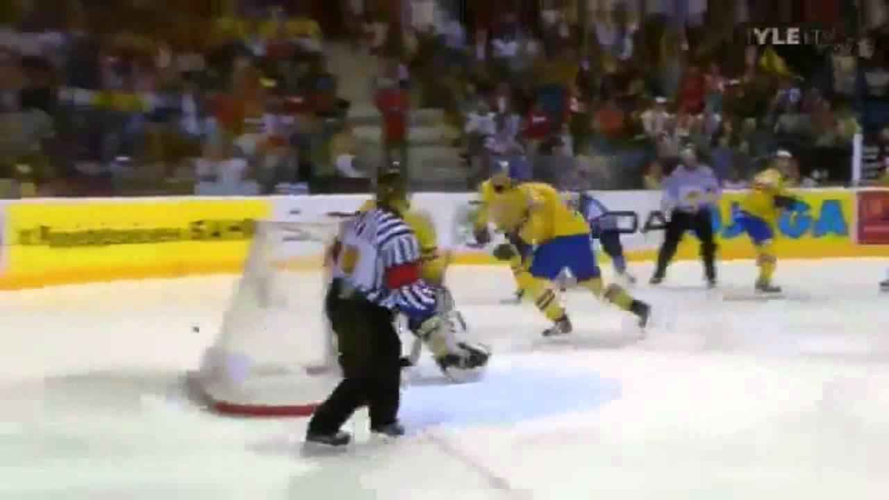 Suomi Ruotsi 6-1