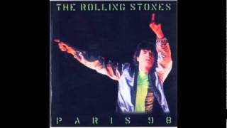 The Rolling Stones - Wanna hold you (Live 1998)