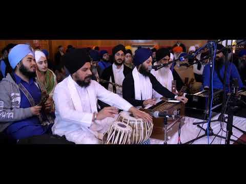 001 Leicester UK March 2018 Rensabhai - Bhai Jaskeerat Singh