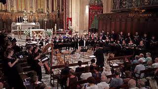W. Mathias - O sing unto the Lord