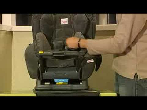 Baby Car Seat - Safe N Sound Meridian - YouTube