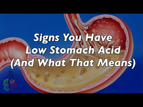 Signs You Have Low Stomach Acid (And What That Means) with Dr. Lori Arnold