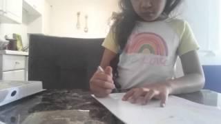How to draw fireworks w/ Diamonique