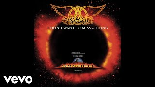 Скачать Aerosmith I Don 39 T Want To Miss A Thing Audio