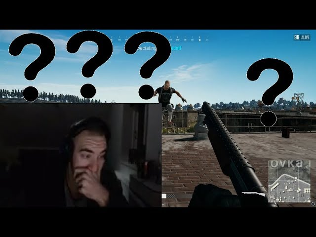 PUBG - One of The Many Reasons I Dont Upload More Often