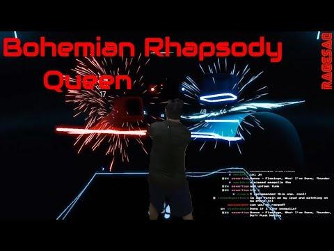 Beat Saber - Bohemian Rhapsody - Darth Maul style - I'm just a Sith Lord, I need no sympathy