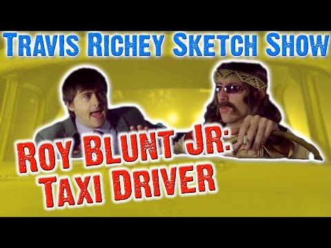 Roy Blunt Jr: Taxi Driver (or, Why I Use Uber)