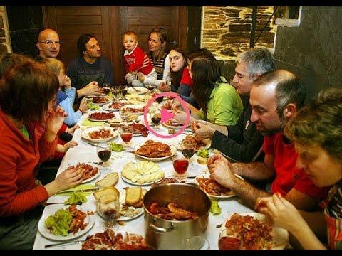 Recetas para cenar en familia