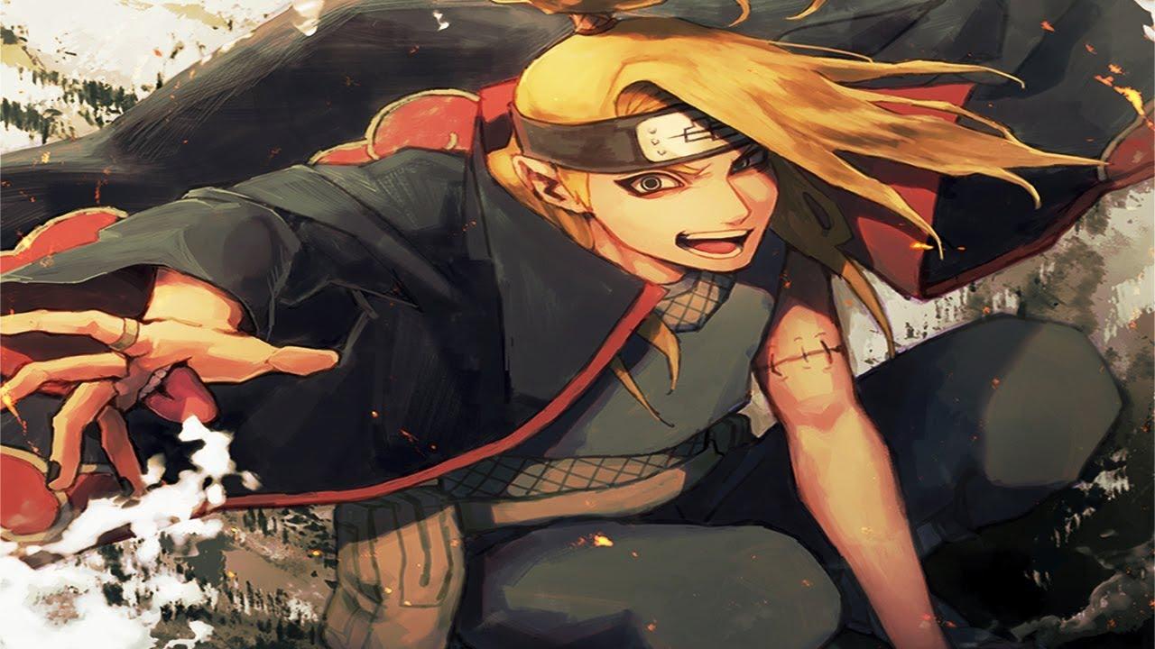 Naruto Shippuden - Deidara's Theme Kaori Remix - YouTube