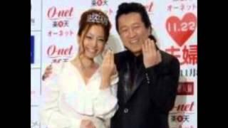 女優の三船美佳さん(32)と、ロックバンド「THE虎舞竜」の高橋ジ...