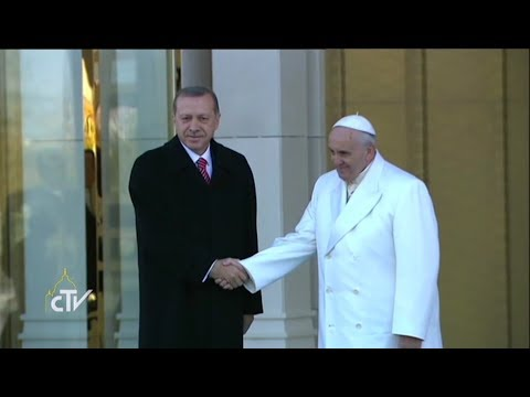 Erdogan to meet Pope Francis at Vatican on February 5