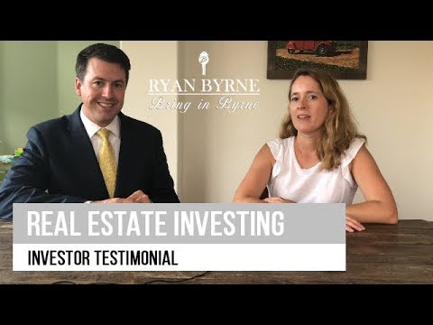 Southern California Real Estate Investor Ready to Invest with Ryan Byrne Real Estate Agent