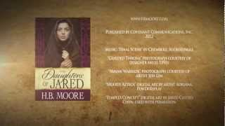 Daughters of Jared book trailer