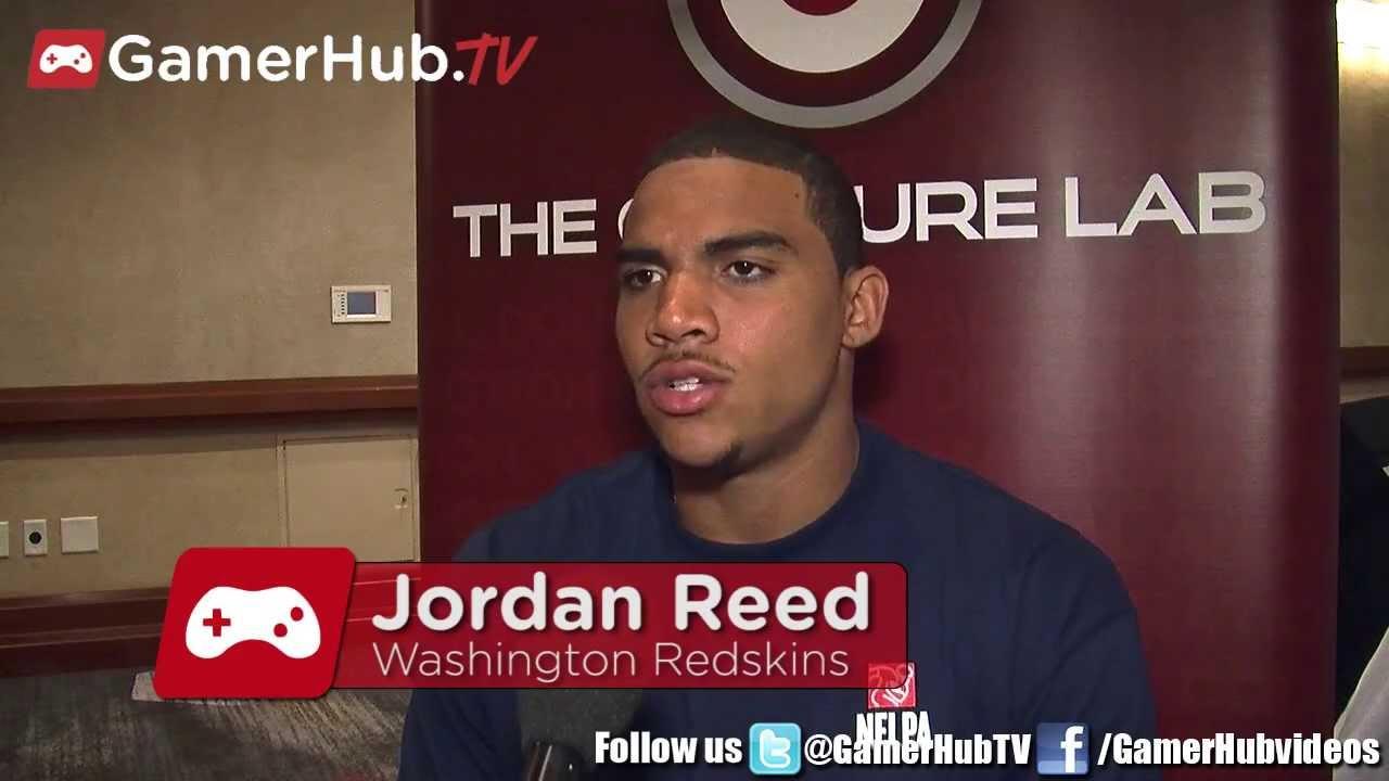 Washington Redskins Jordan Reed Talks Madden NFL 25 Gamerhub