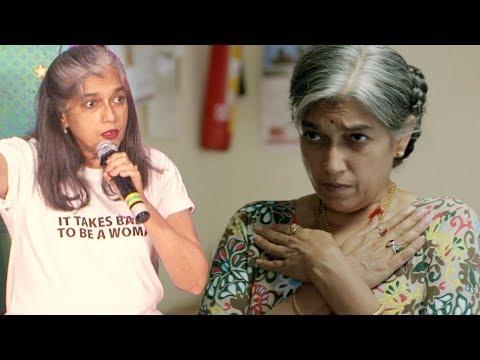 Lipstick Under My Burkha | Ratna Pathak Shah talks on the CONTROVERSY