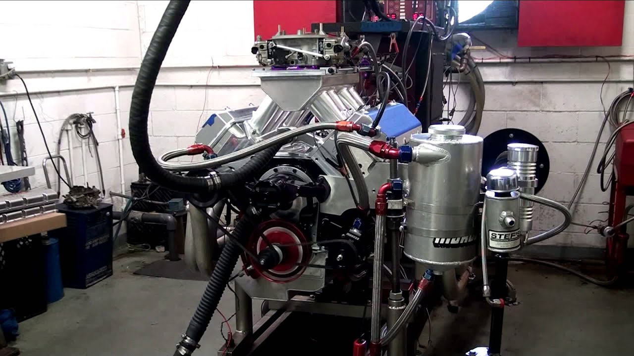 632 big block chevy with a tunnel ram intake dyno session youtube malvernweather Image collections
