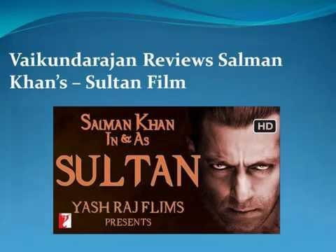Thumbnail for Vaikundarajan Reviews Salman Khan's – Sultan Film