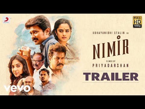 Nimir - Official Trailer   Udhayanidhi Stalin, Namitha Pramod