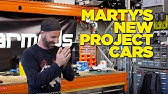 Marty&#39s New Project Cars (Please make him Stop!)