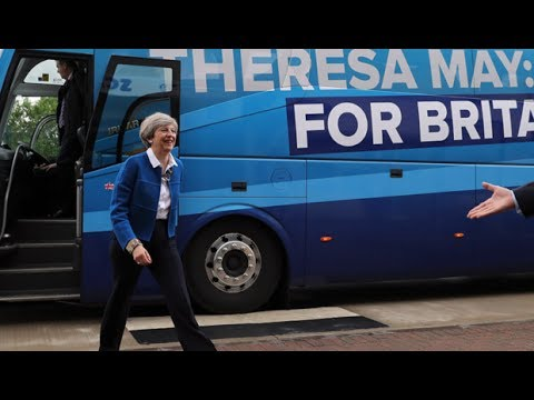 UK Tory's Theresa May Coming Undone at the Seams with 'Dementia' Tax