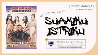 Suamiku Istriku - Anisa Rahma feat Gerry Mahesa  - OM Aurora