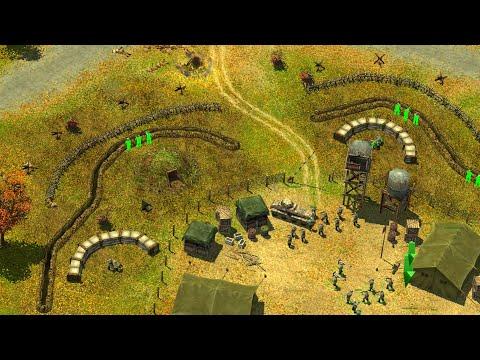 Blitzkrieg 2 Liberation - Gameplay (PC/UHD)