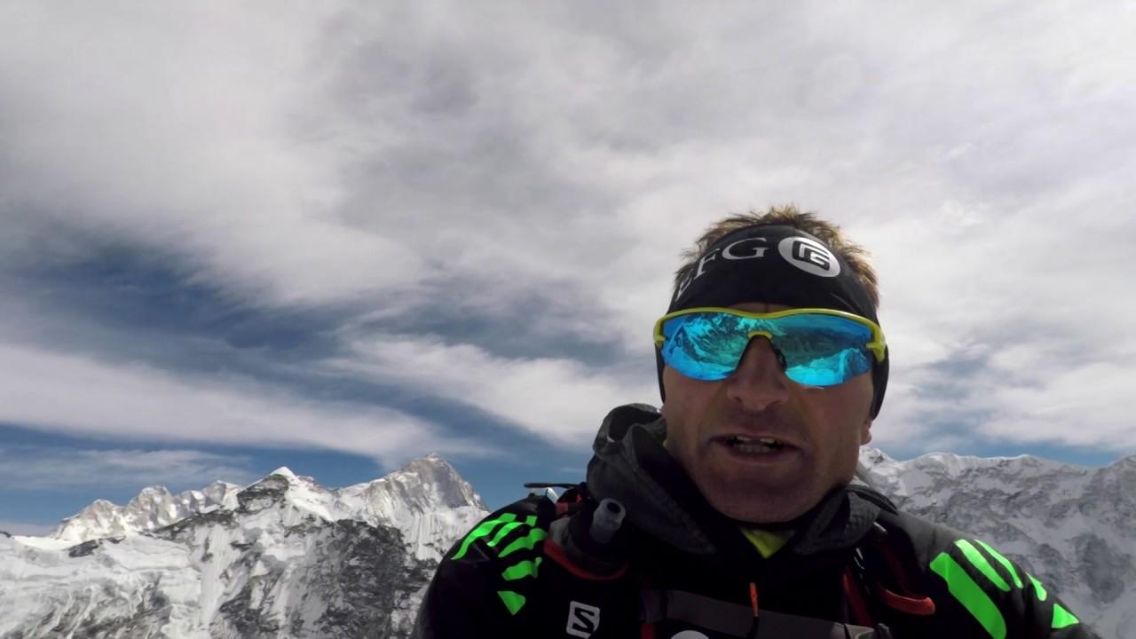 Ueli steck new speed record eiger 2015 youtube - Ueli Steck S Everest Lhotse Project