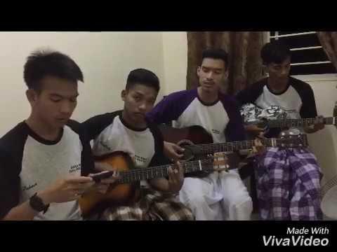 Cover Aku Suka Dia(Denmanjo Ft SyafiqAmzar) By Real Drum-Twentyoneband