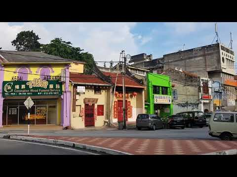 Old Town of Seremban-Malaysia. Episode 1 (May 2018)