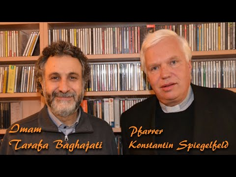 Radio Klassik: Imam Tarafa Baghajati und Pfarrer Konstantin Spiegelfeld