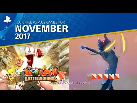 PlayStation Plus Free PS4 Games Lineup November 2017