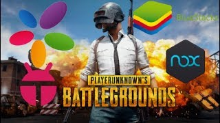 HOW TO SETTING EMULATOR for playing PUBG MOBILE | Android/iOS