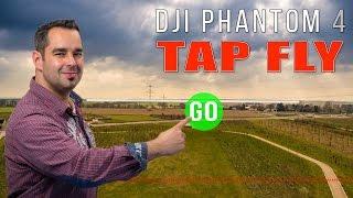 DJI Phantom 4 #12 - TapFly Funktion